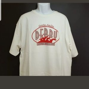 Santa Anita 2009 Derby T Shirt Sz XL New Old Stock